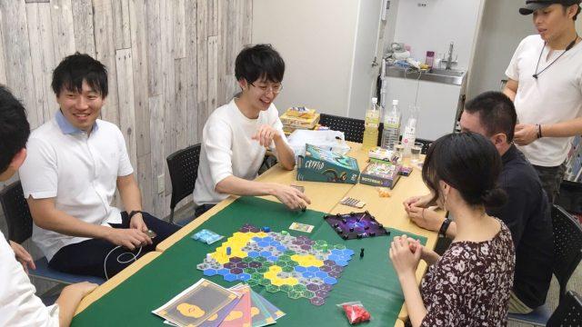 Roots Lab. お金研究会 ボードゲーム