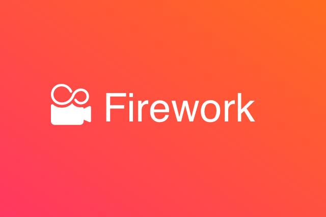 firework ファイヤーワーク